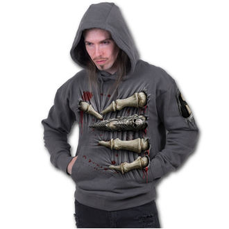 Männer Hoodie SPIRAL - Death Grip, SPIRAL