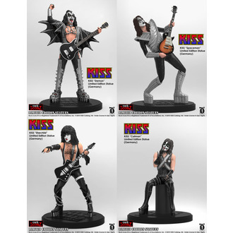 Figuren (Set) Kiss - Rock Icon, Kiss