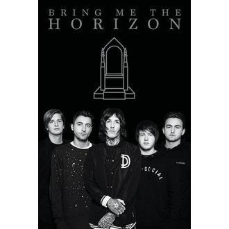 Poster Bring Me The Horizon - Band - PYRAMID POSTERS, PYRAMID POSTERS, Bring Me The Horizon