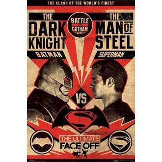 Poster Batman Vs Superman - Flight Poster- PYRAMID POSTERS, PYRAMID POSTERS