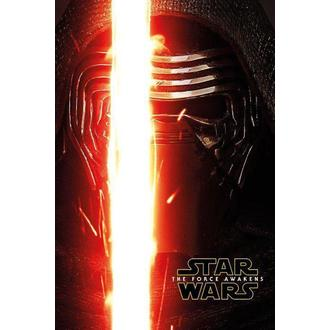Poster Star Wars - Episode VII - Kylo Ren Teaser - PYRAMID POSTERS, PYRAMID POSTERS