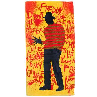 Handtuch Noční Motte von Elm Street - Freddy, NNM