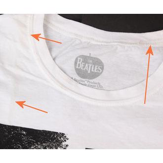 Damen T-Shirt  Beatles - Abbey Road - BRAVADO - BESCHÄDIGT
