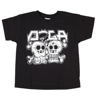 T-Shirt Kinder Doga - Black, Doga