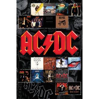 Poster AC/DC - Covers - GB posters, GB posters, AC-DC