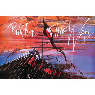 Poster Pink Floyd - The Wall Hammers - GB posters, GB posters, Pink Floyd