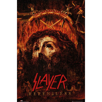 Poster Slayer - Repentless - GB posters, GB posters, Slayer
