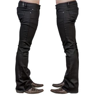 Männer Hose (jeans) WORNSTAR - Hellraiser - Black, WORNSTAR