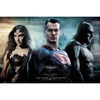 Poster Batman Vs Superman - City - GB posters, GB posters, Batman