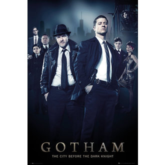 Poster Gotham - Cast - GB posters, GB posters