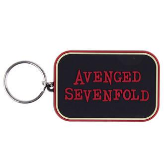 Schlüsselanhänger Avenged Sevenfold - Logo - BRAVADO, BRAVADO, Avenged Sevenfold