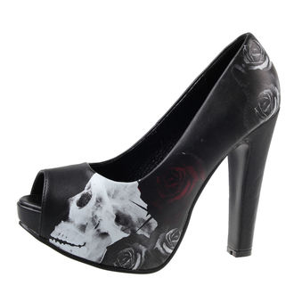 Schuhe (High-heels) Ladies METAL MULISHA - MYSTERIOUS PUMP, METAL MULISHA