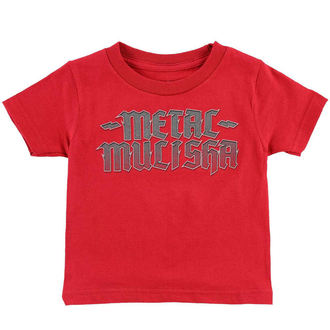 T-Shirt Kinder METAL MULISHA - FRONT, METAL MULISHA