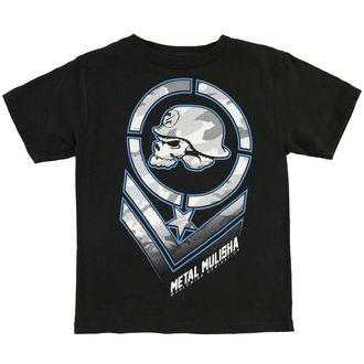 T-Shirt Kinder METAL MULISHA - MISSION, METAL MULISHA