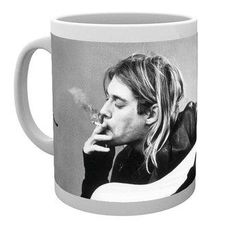 Tasse Kurt Cobain - Smoking - GB posters, GB posters, Nirvana