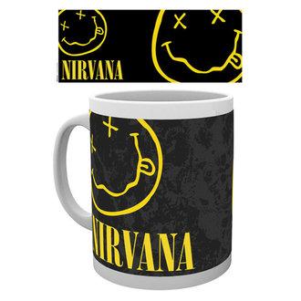 Tasse Nirvana - Smiley - GB posters, GB posters, Nirvana