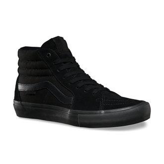 Männer Schuhe VANS - SK8-HI Pro - Blackout, VANS