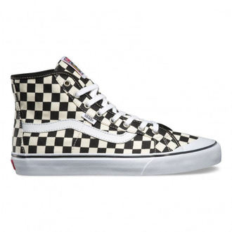 Schuhe VANS - Black Ball HI SF - ChckrBrd, VANS