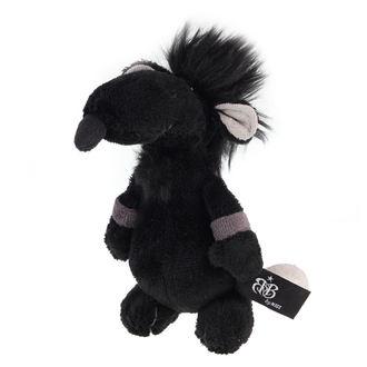 Plüsch Spielzeug ROCK STAR BABY - Rat - Black, ROCK STAR BABY