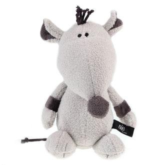 Plüsch Spielzeug ROCK STAR BABY - Rat - Grey, ROCK STAR BABY