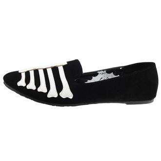 Ballerinas  IRON FIST - Wishbone Loafer Flat - Black