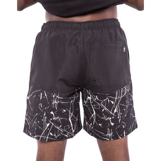 Männer Badehose (Shorts) IRON FIST - Extracurricular - Black/White, IRON FIST