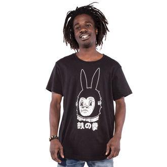 T-Shirt Männer  IRON FIST - Gogo-Gorilla - Black, IRON FIST