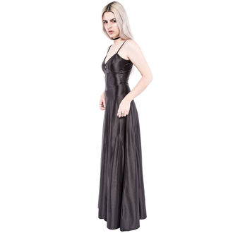 Frauen Kleid IRON FIST - Lily - Black, IRON FIST