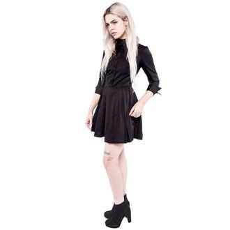 Frauen Kleid IRON FIST - Haunted - Black, IRON FIST