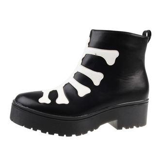 Damen Schuhe IRON FIST - Wishbone Heavy Sole - Black