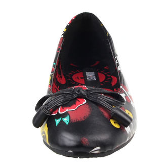 Ballerinas  IRON FIST - Mexican Moon - Leopard, IRON FIST