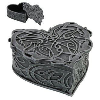 Dekoration (BOX) Celtic Heart