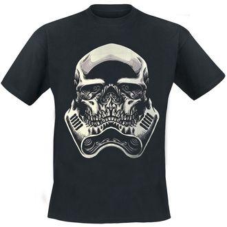 T-Shirt Männer  HEARTLESS - Skull Trooper - Black, HEARTLESS