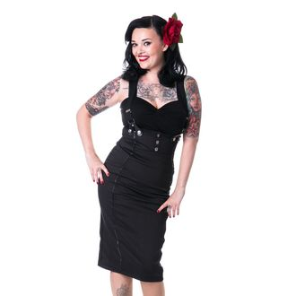 Damen Rock ROCKABELLA - Ellen - Black, ROCKABELLA