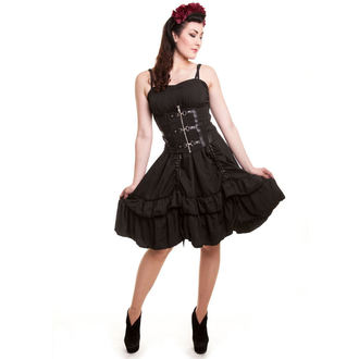Frauen Kleid VIXXSIN - Siren - Black