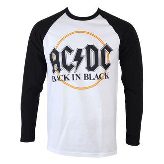 Herren Langarmshirt  AC/DC - Back in Black - RAZAMATAZ, RAZAMATAZ, AC-DC