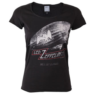 Damen T-Shirt  Led Zeppelin - AMPLIFIED, AMPLIFIED, Led Zeppelin