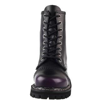Schuhe KMM 8 Loch - Deep Purple, KMM