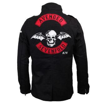 Männer Jacke Avenged Sevenfold - Military - BRAVADO, BRAVADO, Avenged Sevenfold