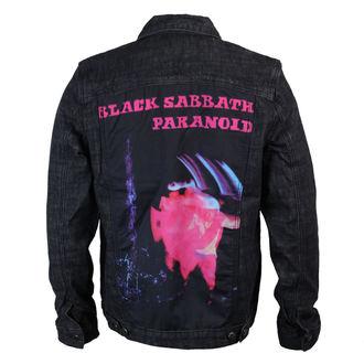 Männer Jacke Black Sabbath - Paranoid - Denim - BRAVADO, BRAVADO, Black Sabbath