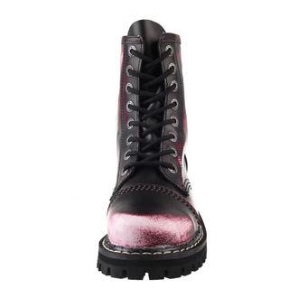 Schuhe KMM 8 Loch - Vampire Red, KMM