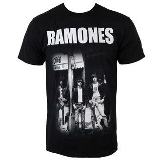 T-Shirt Männer  Ramones - Legends CBGB - BRAVADO, BRAVADO, Ramones