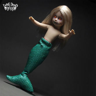 Puppe LIVING DEAD DOLLS - Feejee Mermaid, LIVING DEAD DOLLS