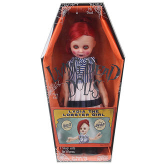 Puppe LIVING DEAD DOLLS - Lydia The Hummer girl, LIVING DEAD DOLLS