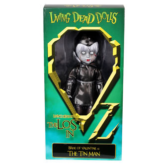 Puppe LIVING DEAD DOLLS - Bride Of Valentine As The Tin Man, LIVING DEAD DOLLS