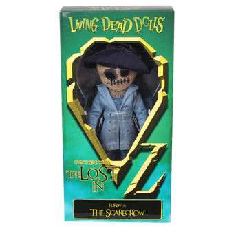 Puppe LIVING DEAD DOLLS - Purdy as The Scarecrow, LIVING DEAD DOLLS