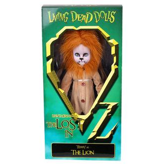 Puppe LIVING DEAD DOLLS - Teddy as The Lion, LIVING DEAD DOLLS