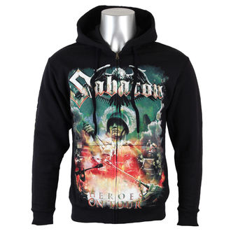 Männer Hoodie Sabaton - Heroes on tour - NUCLEAR BLAST, NUCLEAR BLAST, Sabaton