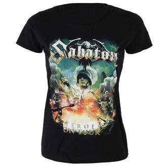 Damen T-Shirt  Sabaton - Heroes on tour - NUCLEAR BLAST, NUCLEAR BLAST, Sabaton