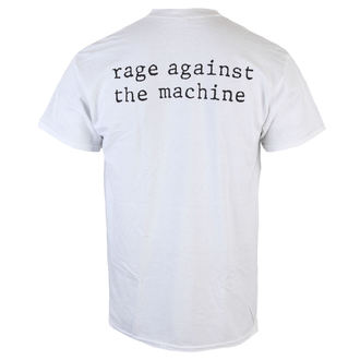 T-Shirt Männer  Rage Against The Machine - Calm like a bombe - White - LIVE NATION, LIVE NATION, Rage against the machine
